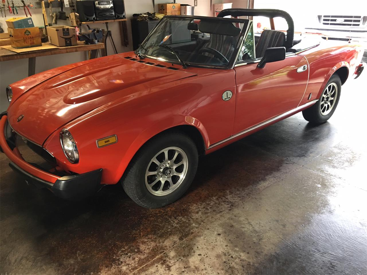 Large Picture of 1979 Spider Offered by a Private Seller - OFUP
