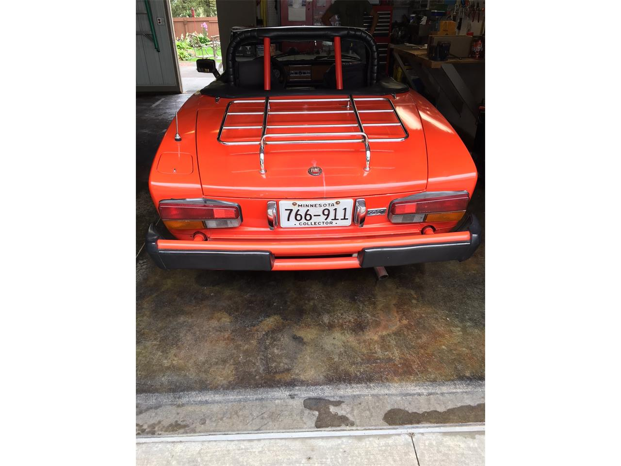 Large Picture of '79 Spider located in Minnesota - OFUP