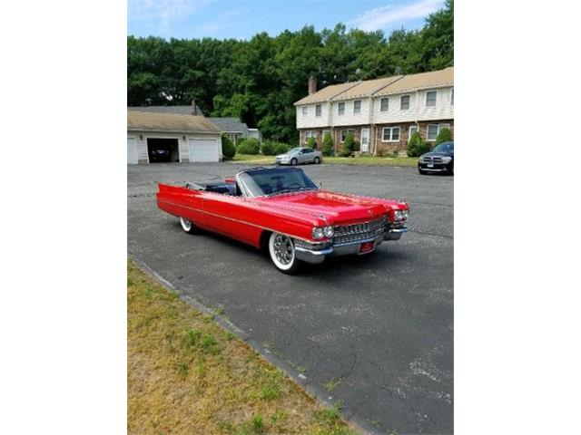 Picture of 1963 Cadillac Series 62 - $30,995.00 - OHVC