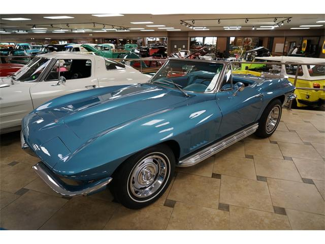 Picture of Classic '67 Corvette Auction Vehicle Offered by  - OHWA