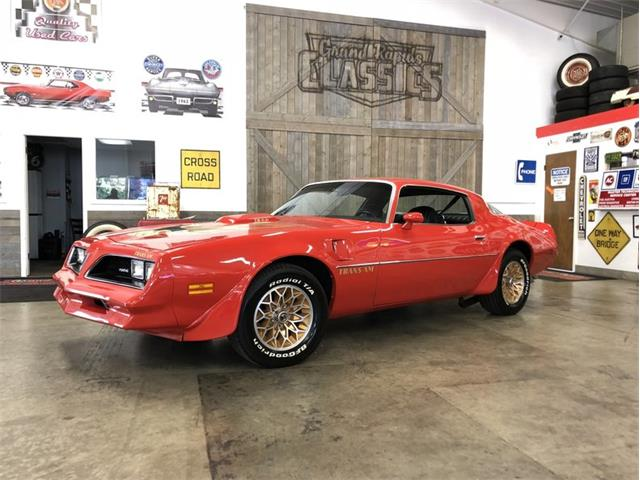 Picture of '78 Pontiac Firebird Trans Am Offered by  - OHWS