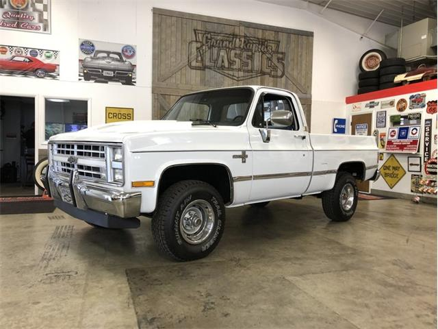 Picture of '87 Chevrolet Silverado - $17,990.00 Offered by  - OHWU