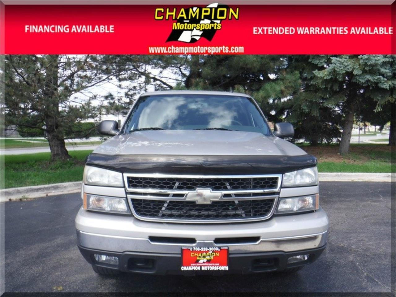 For Sale: 2006 Chevrolet Silverado in Crestwood, Illinois