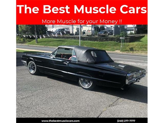 Picture of Classic '64 Thunderbird located in Clarksburg Maryland - $26,900.00 - OHWZ