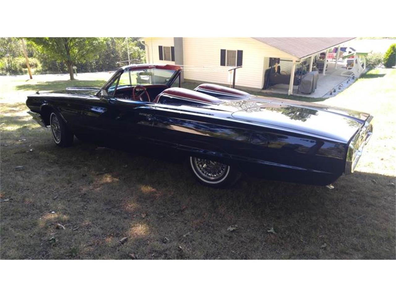 Large Picture of '64 Ford Thunderbird located in Maryland Offered by Eric's Muscle Cars - OHWZ