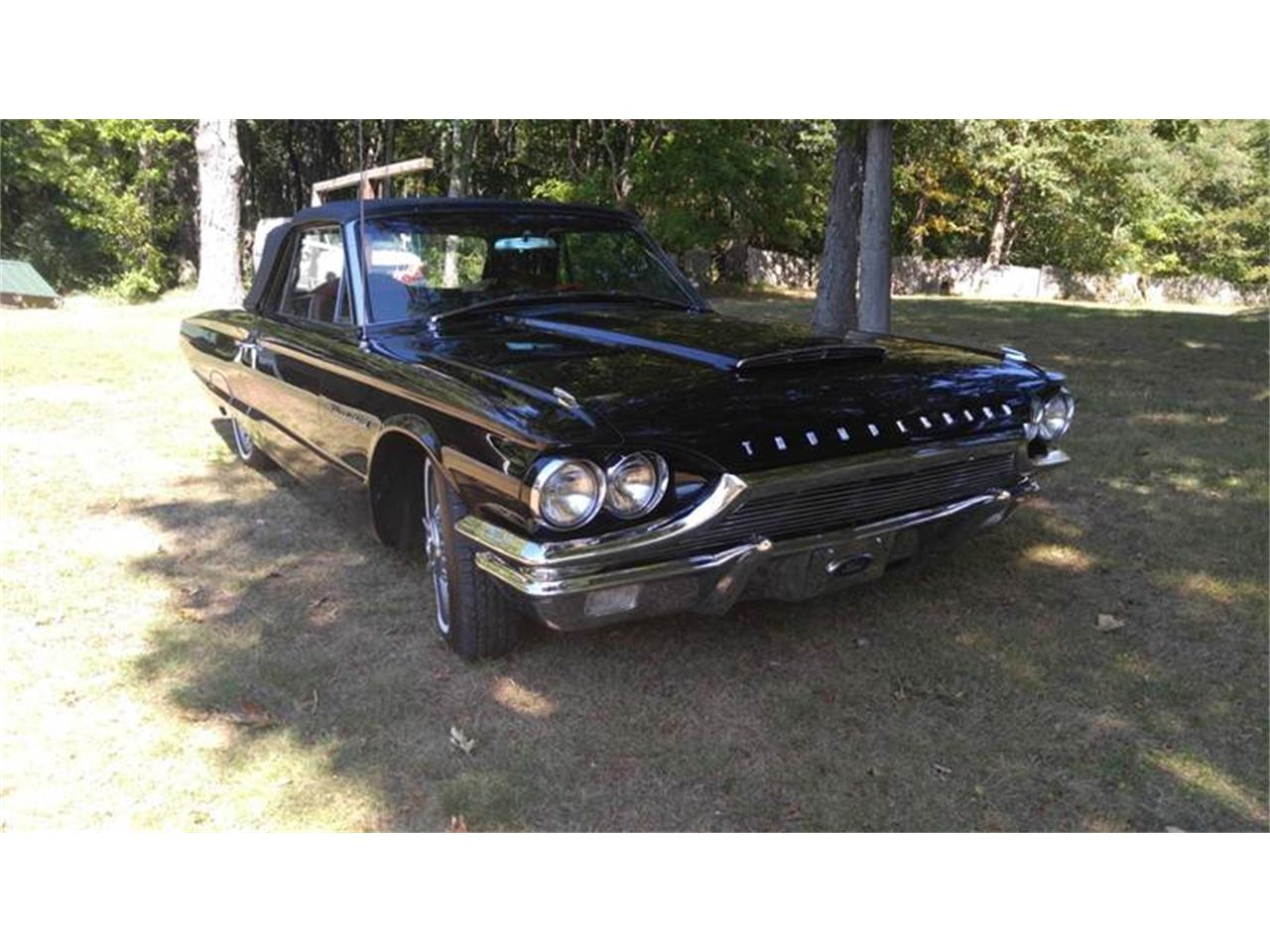 Large Picture of Classic '64 Ford Thunderbird - $26,900.00 Offered by Eric's Muscle Cars - OHWZ