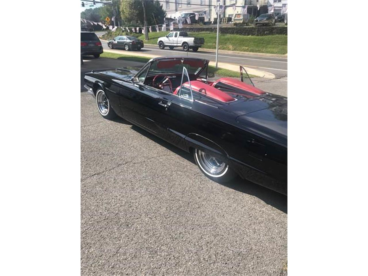 Large Picture of 1964 Ford Thunderbird located in Clarksburg Maryland - $26,900.00 Offered by Eric's Muscle Cars - OHWZ
