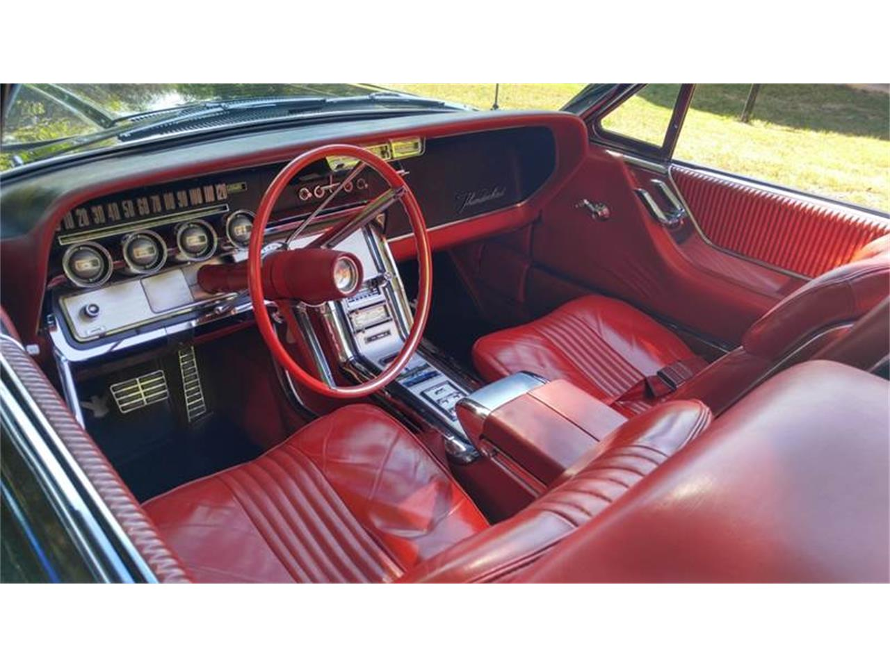 Large Picture of 1964 Ford Thunderbird located in Clarksburg Maryland - OHWZ