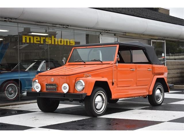 Classic volkswagen thing for sale on classiccars 1974 volkswagen thing altavistaventures Images