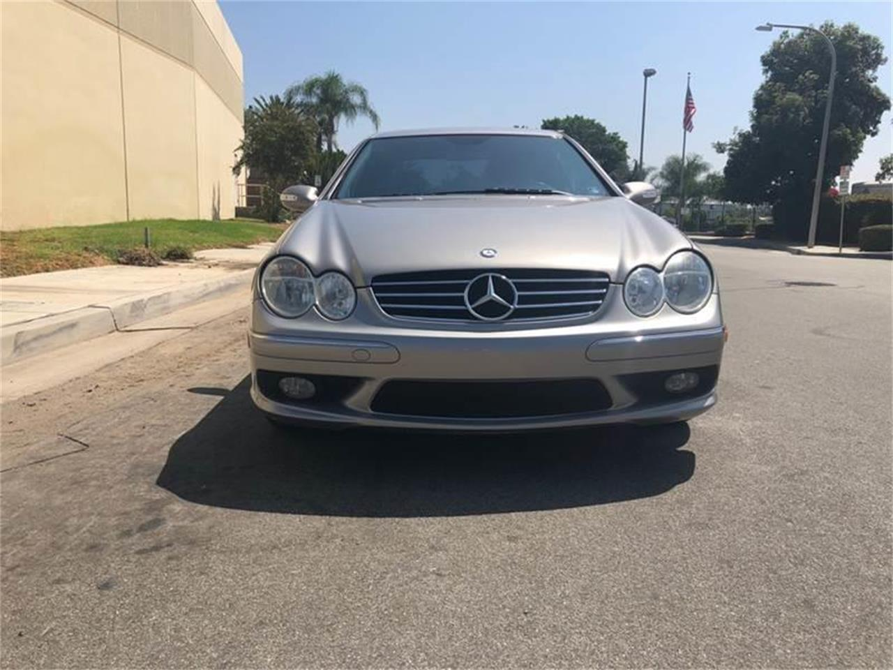 Large Picture of 2004 Mercedes-Benz CLK located in Brea California Offered by Highline Motorsports - OHXX