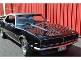 Picture of Classic 1968 RSS Valley Sport Camaro located in Missouri Auction Vehicle Offered by Younger Auctions - OFMR
