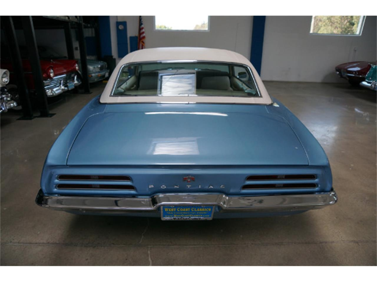 Large Picture of '69 Firebird 400 - OHYC