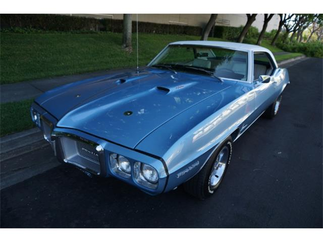 Picture of Classic 1969 Pontiac Firebird 400 located in Torrance California - $32,500.00 - OHYC