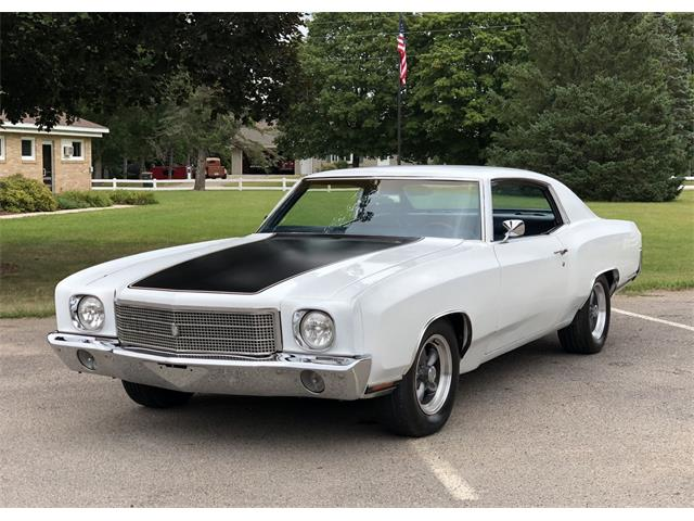 Picture of 1971 Chevrolet Monte Carlo located in Maple Lake Minnesota - $17,950.00 Offered by  - OHYZ