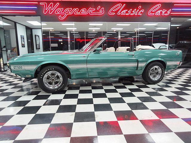 Picture of 1969 Ford Mustang - $185,000.00 Offered by  - OHZF