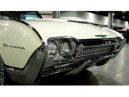 Picture of 1962 Ford Thunderbird - OHZJ
