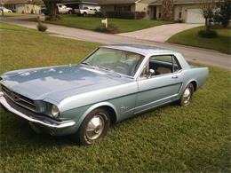 Picture of 1965 Mustang located in Lakeland Florida - $10,000.00 Offered by a Private Seller - OHZM