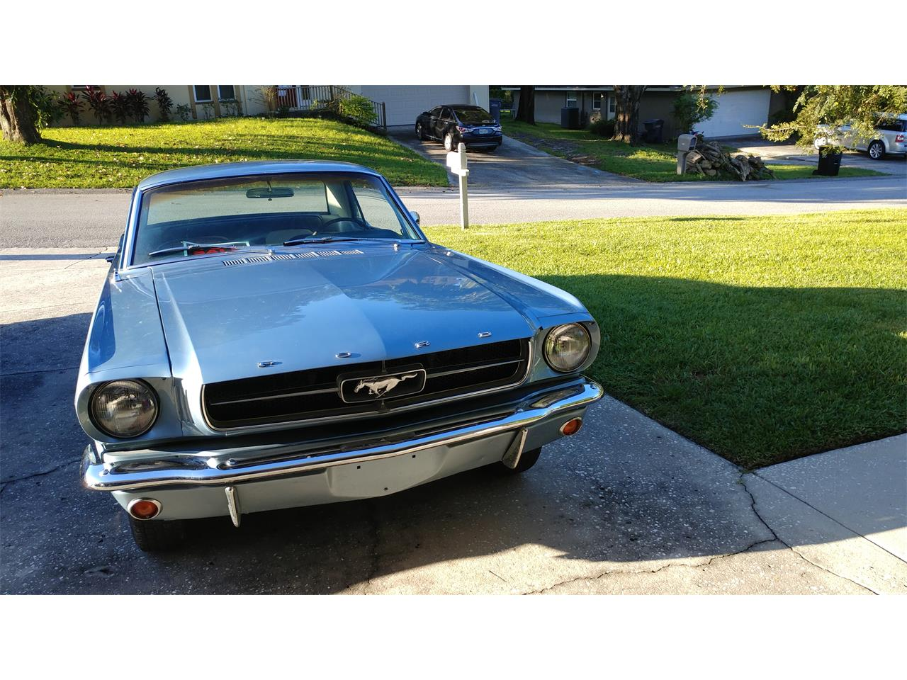 Large Picture of '65 Mustang - OHZM