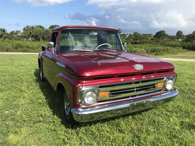 Picture of Classic '62 Pickup located in Port Richey Florida Offered by a Private Seller - OHZO