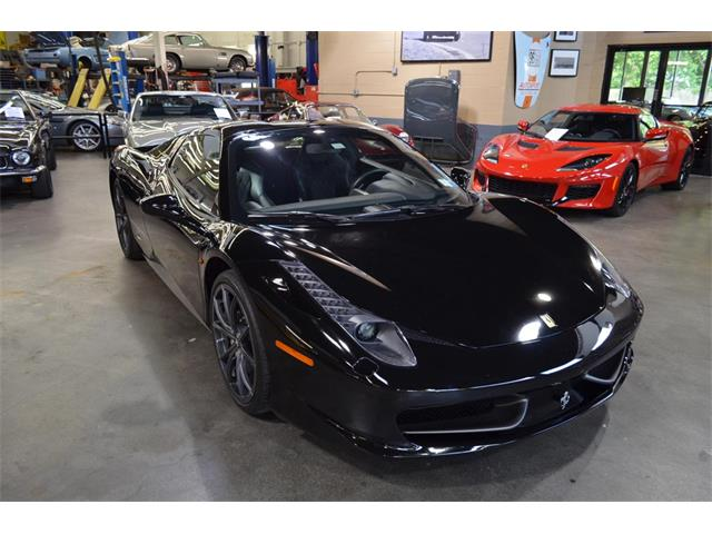 Picture of '13 Ferrari 458 located in Huntington Station New York - OI03