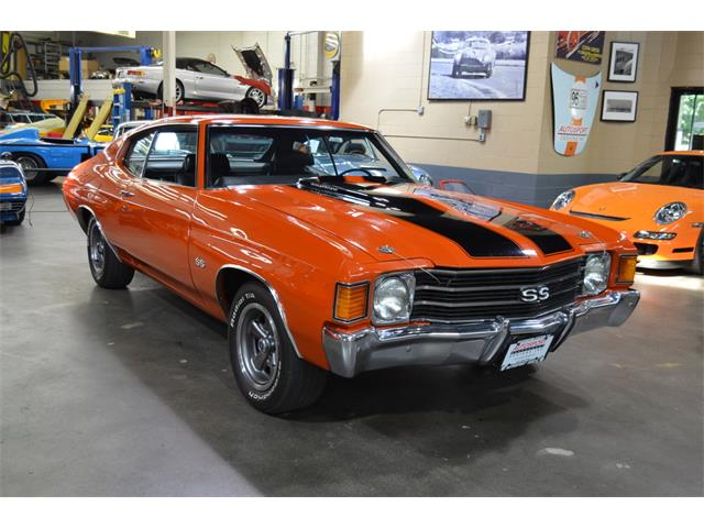 Picture of '72 Chevelle SS - OI0D