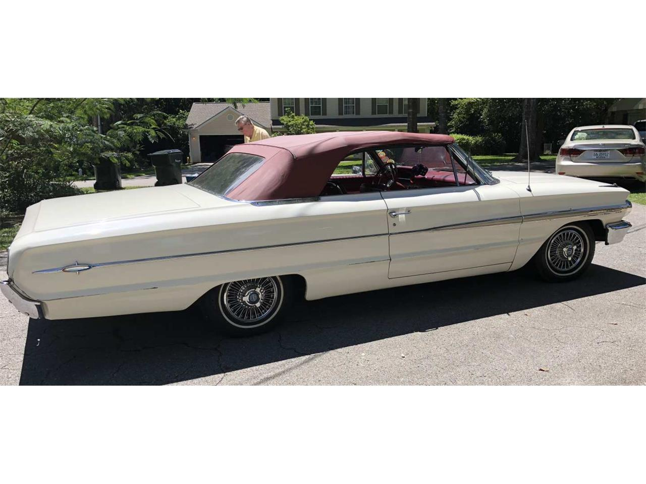 Large Picture of Classic 1964 Galaxie 500 XL located in Mississippi Auction Vehicle Offered by Vicari Auction - OI0R