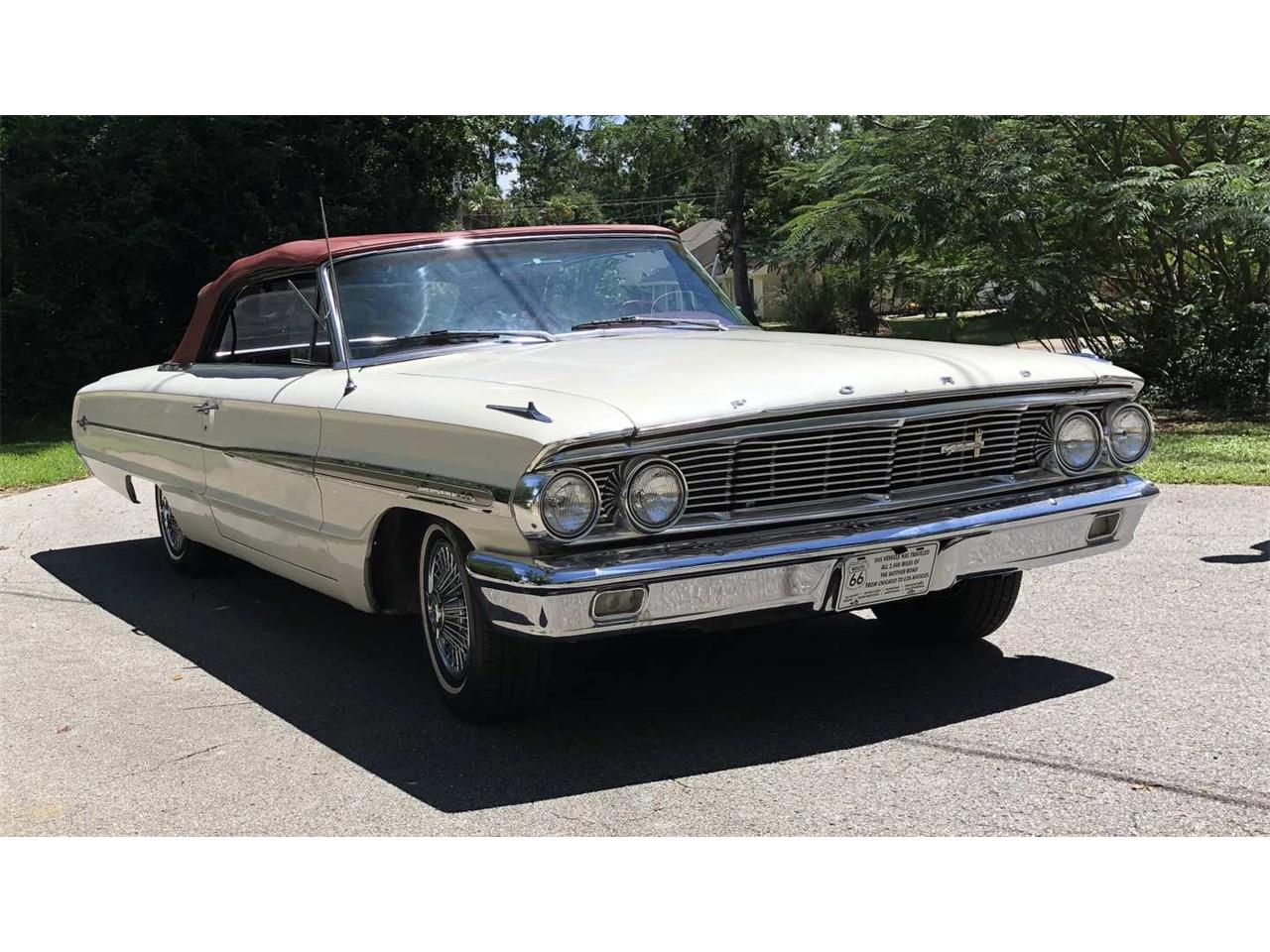 Large Picture of 1964 Galaxie 500 XL located in Biloxi Mississippi - OI0R