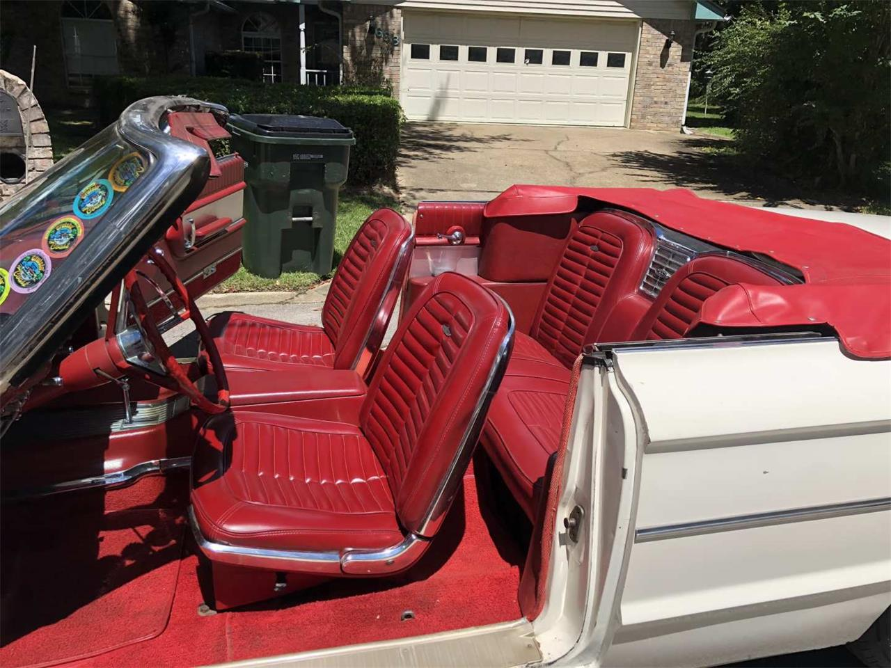 Large Picture of 1964 Ford Galaxie 500 XL Auction Vehicle Offered by Vicari Auction - OI0R