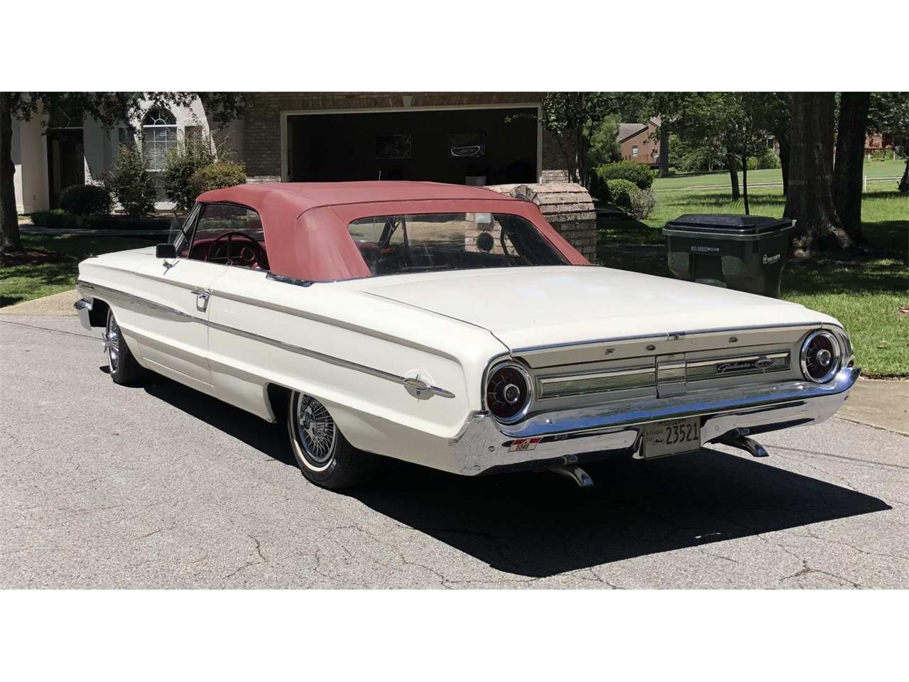 Large Picture of Classic '64 Ford Galaxie 500 XL Auction Vehicle - OI0R