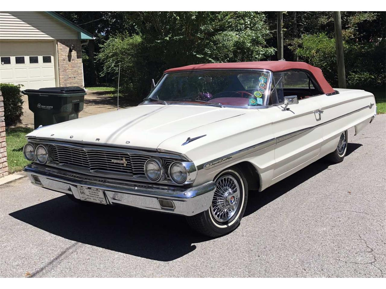 Large Picture of Classic 1964 Ford Galaxie 500 XL located in Mississippi Auction Vehicle - OI0R