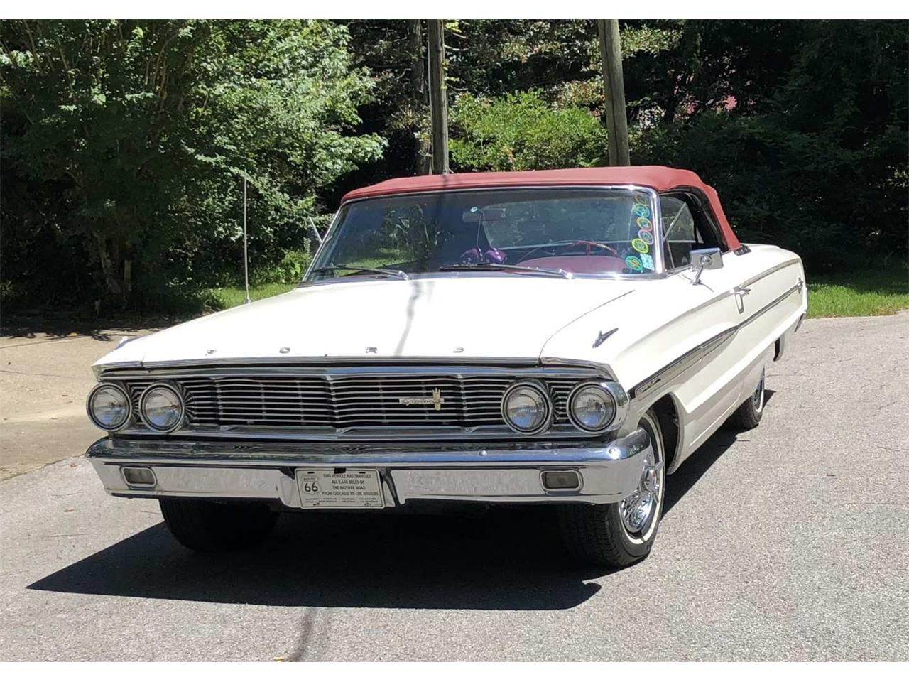 Large Picture of Classic 1964 Galaxie 500 XL located in Biloxi Mississippi Offered by Vicari Auction - OI0R