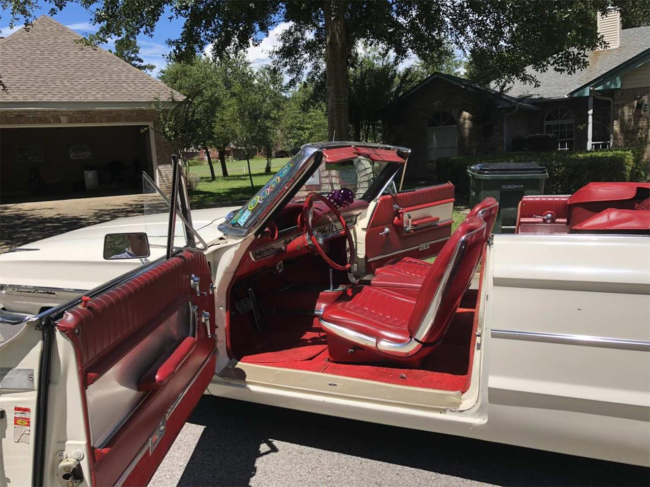 Large Picture of 1964 Ford Galaxie 500 XL located in Mississippi Auction Vehicle - OI0R