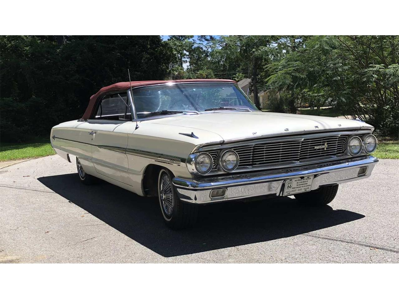 Large Picture of Classic 1964 Galaxie 500 XL Auction Vehicle Offered by Vicari Auction - OI0R