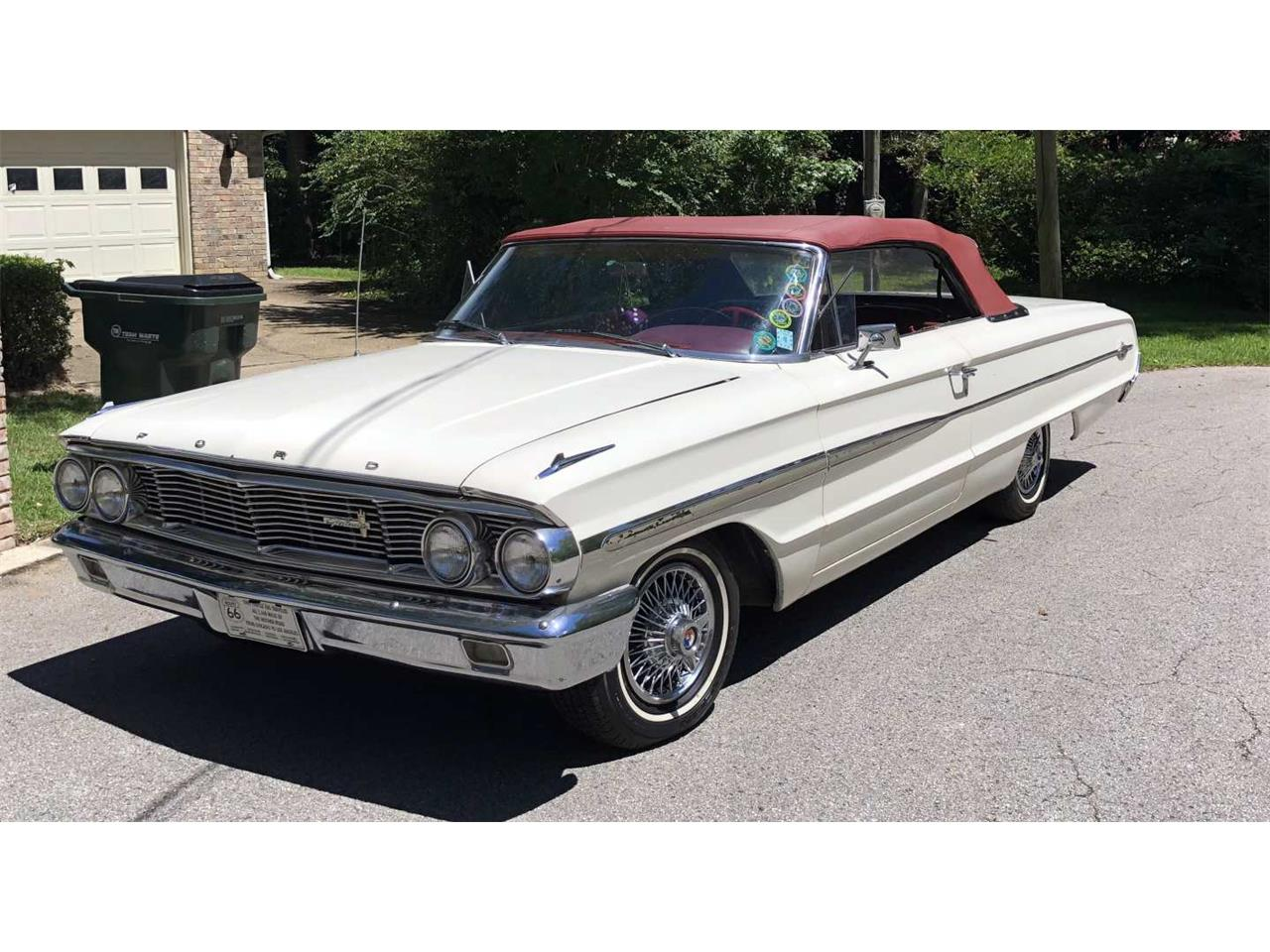 Large Picture of '64 Ford Galaxie 500 XL located in Biloxi Mississippi - OI0R