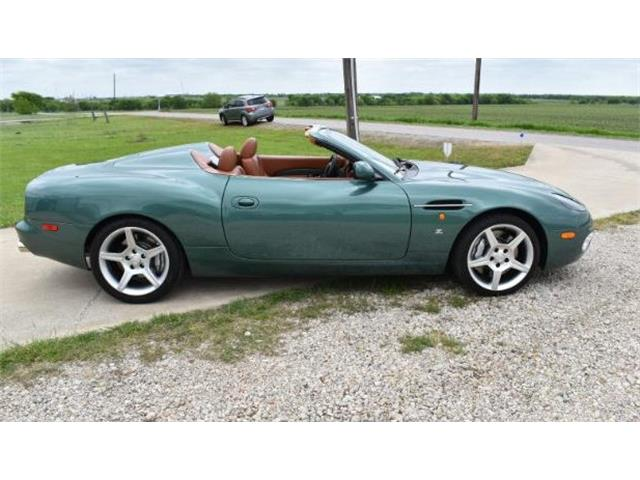 Picture of '03 DB7 ZAGATO/DBAR1 Auction Vehicle Offered by  - OI17