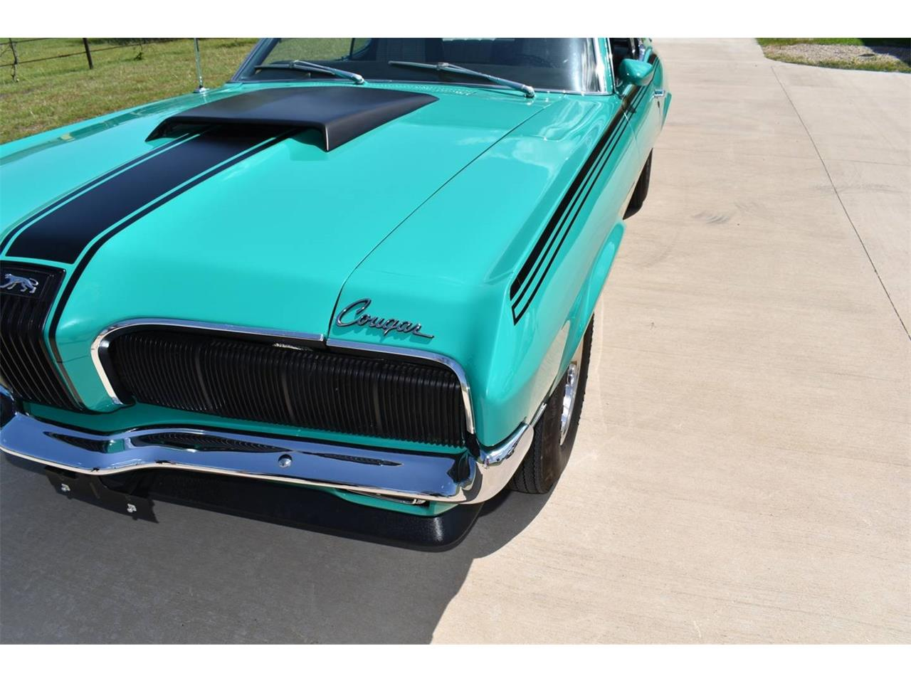 Large Picture of '70 Cougar - OI1E