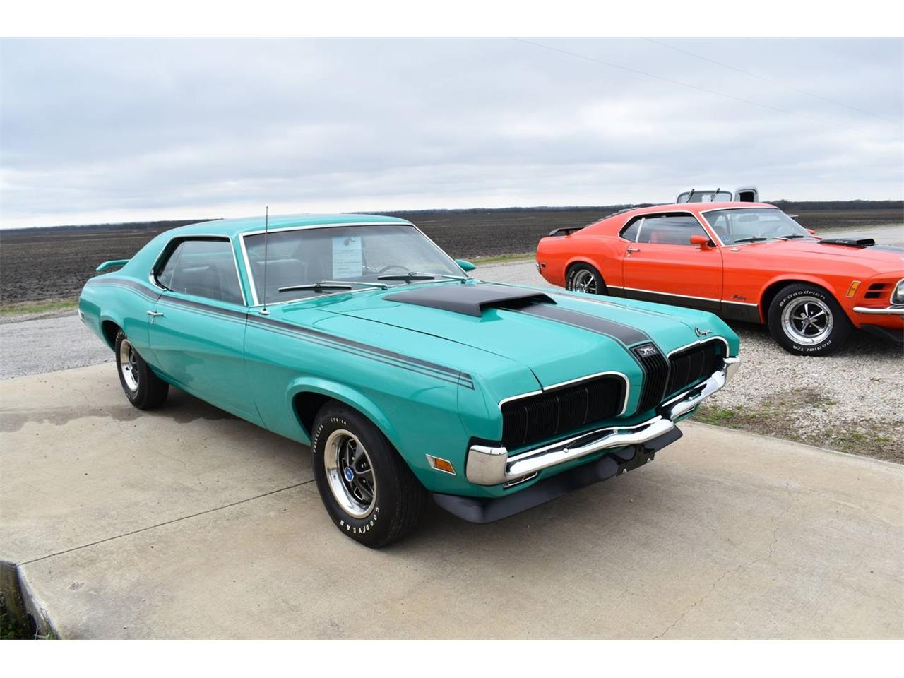 Large Picture of '70 Cougar located in Texas Offered by Vicari Auction - OI1E