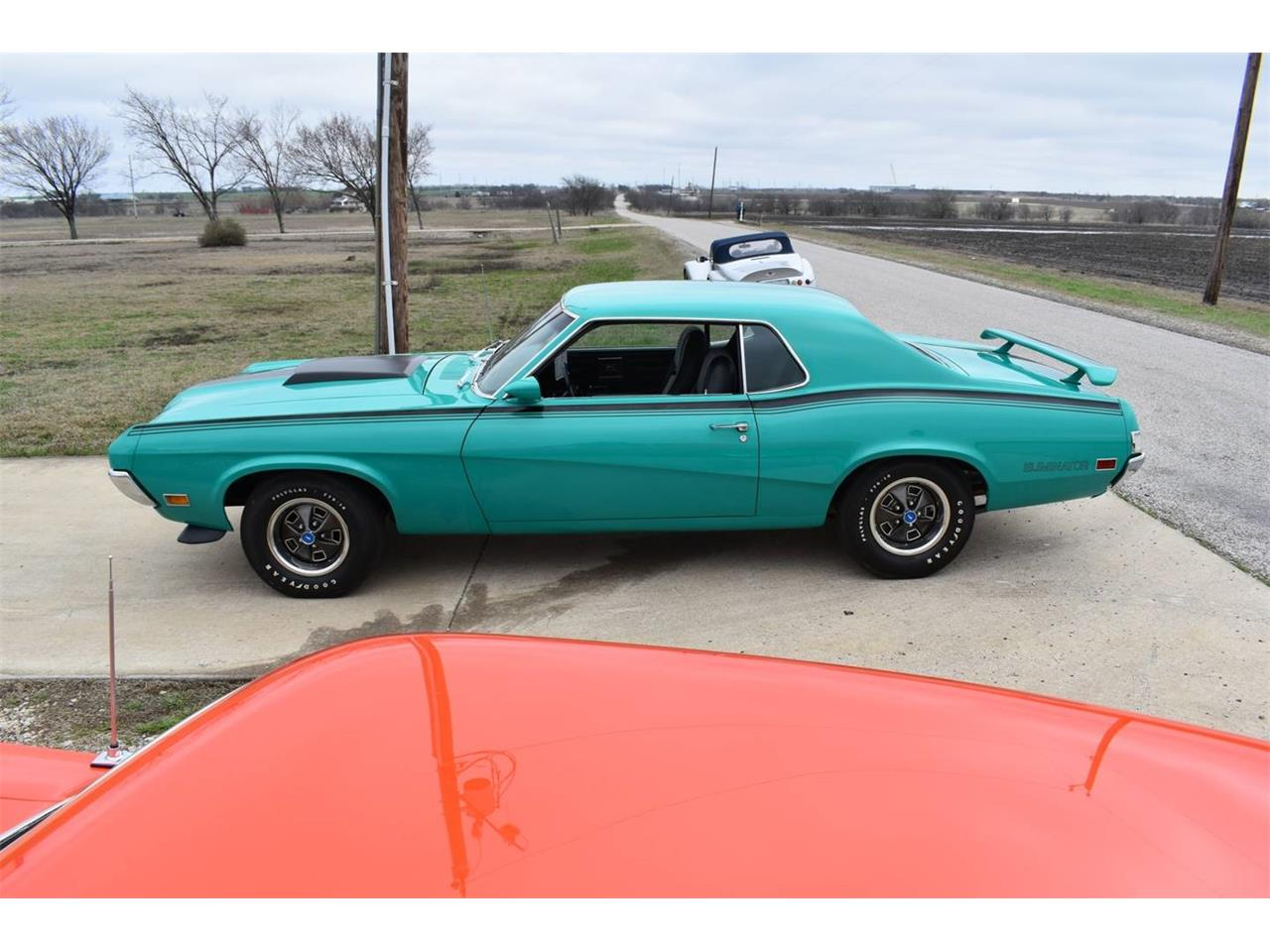 Large Picture of '70 Cougar located in Waxahachie Texas - OI1E