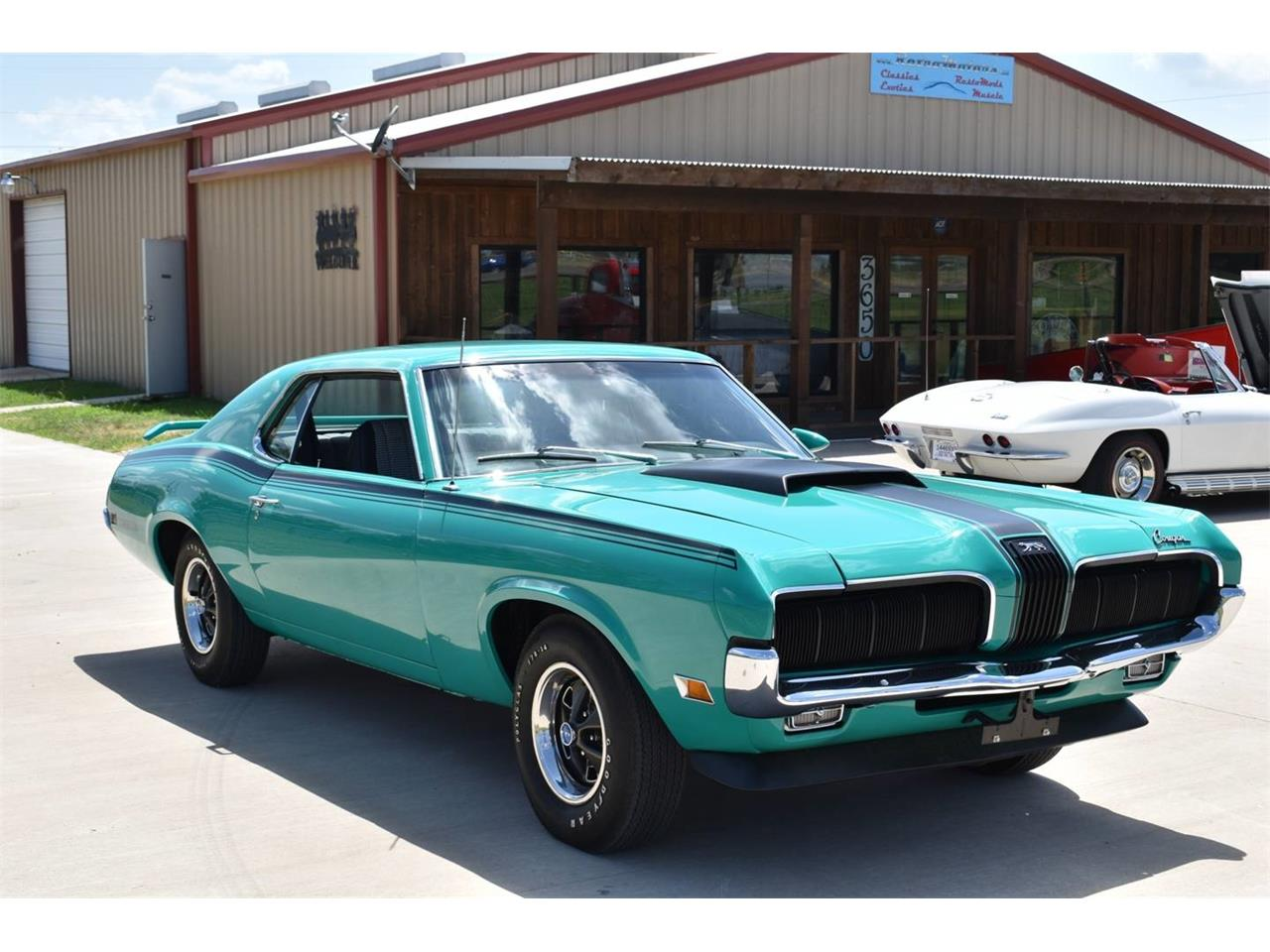 Large Picture of 1970 Mercury Cougar located in Texas Auction Vehicle - OI1E