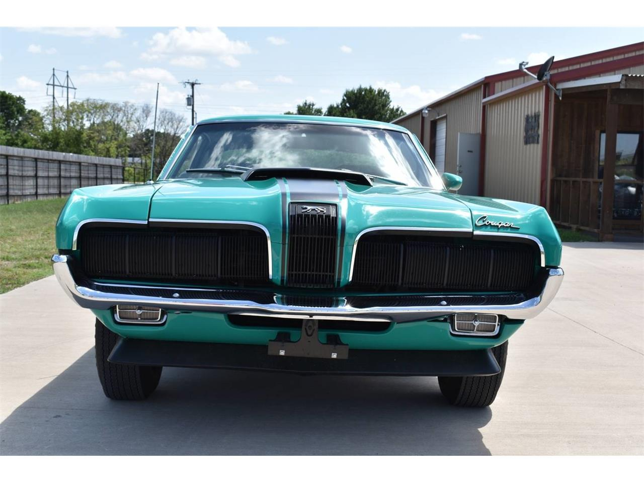 Large Picture of '70 Cougar Auction Vehicle - OI1E