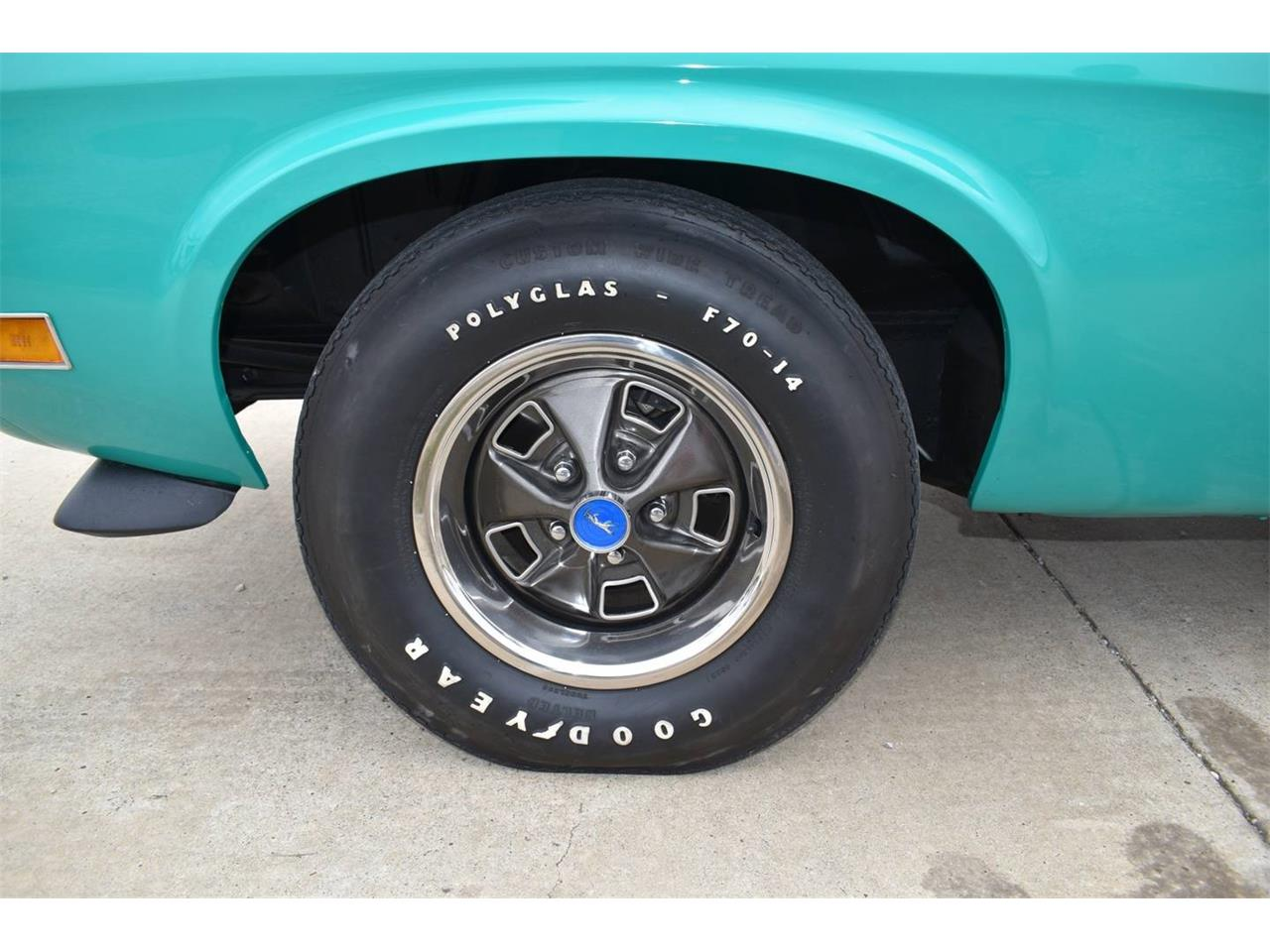 Large Picture of Classic '70 Mercury Cougar Auction Vehicle - OI1E