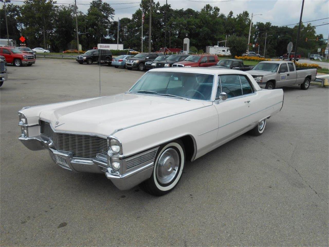 1965 Cadillac Coupe DeVille for Sale | ClassicCars.com ...