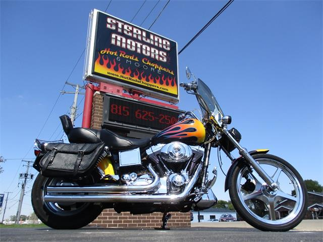 Picture of 1999 Dyna Wide Glide - $6,900.00 Offered by  - OI29