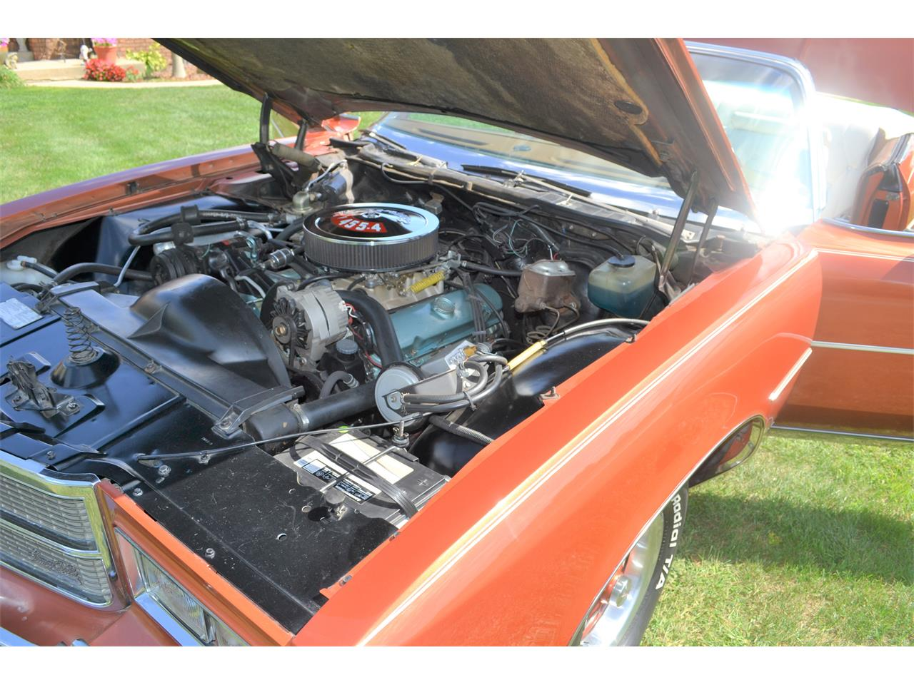 Large Picture of '75 Pontiac Grand Ville located in Indiana - $17,500.00 Offered by a Private Seller - OI2B
