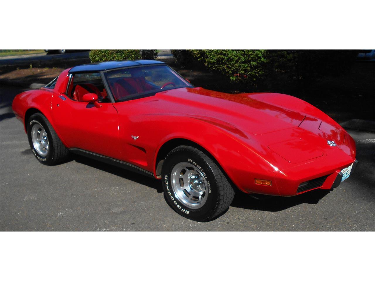 Large Picture of '78 Corvette - OI2D
