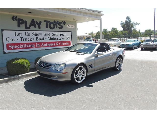Picture of 2004 Mercedes-Benz SL500 located in California - $13,995.00 Offered by  - OI2Q