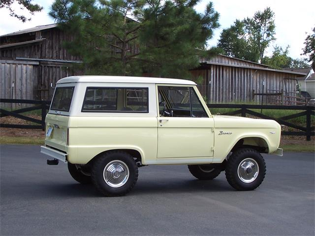 Picture of '66 Bronco - OI2W