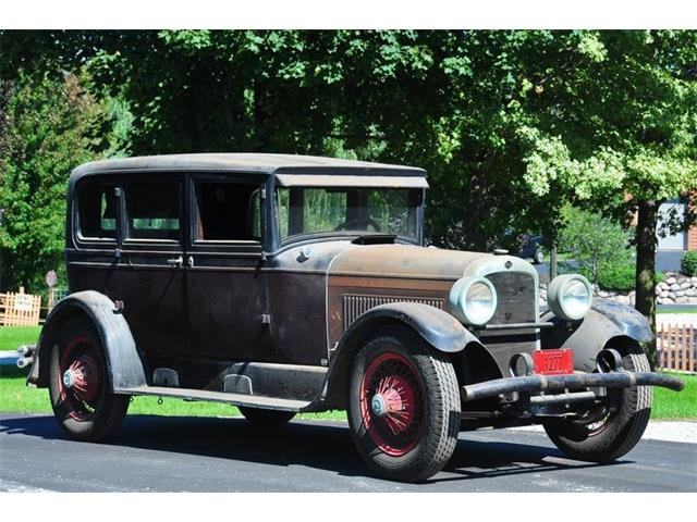 Picture of Classic 1928 Ambassador Auction Vehicle Offered by  - OI37