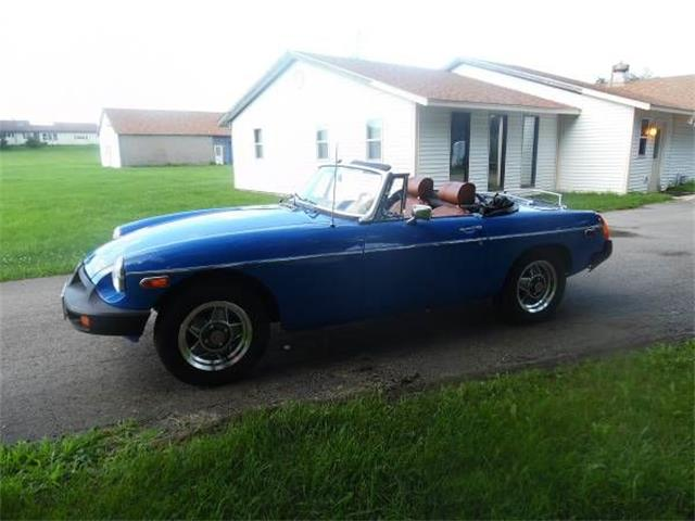 Picture of '76 MGB - OI4A