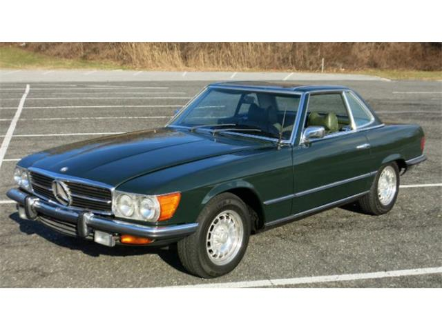 Picture of Classic 1972 350SL located in Michigan - $30,995.00 - OI58